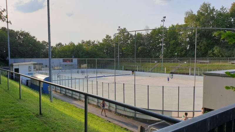 Eisstadion Ottobrunn ERSC