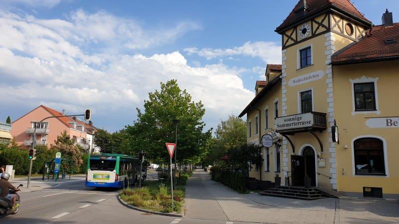 Verkauf rosenheimer landstraße