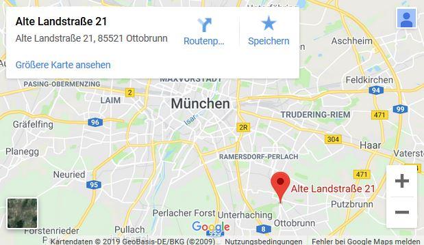 Ihr partnerscImmobilienmakler BAVARIA WERTIMMOBILIEN, Alte Landstraße 21, 85521 Ottobrunn +49 89 58 80 83 84