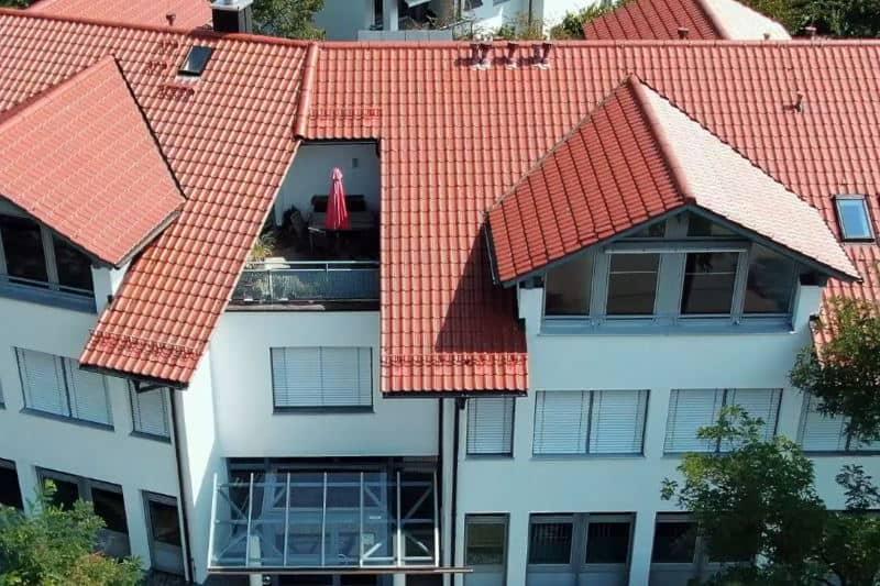 Luftaufnahme Drohne Immobilienmakler München