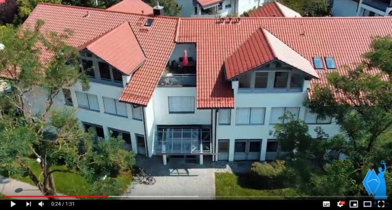 drohnen luftaufnahme Immobilienmakler verkauf ottobrunn münchen