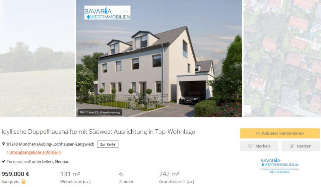 Haus verkaufen münchen makler