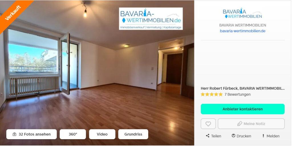 Wohnung baldham vaterstetten immobilienmakler verkauf