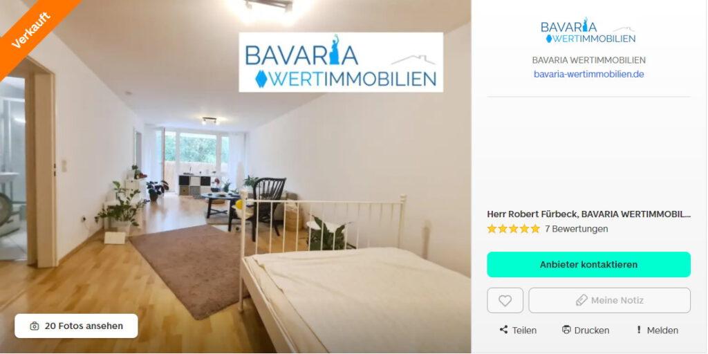 apartment unterhaching fasangarten verkauf