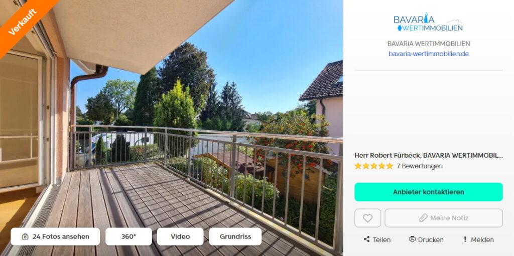 Immobilie Trudering München verkauft