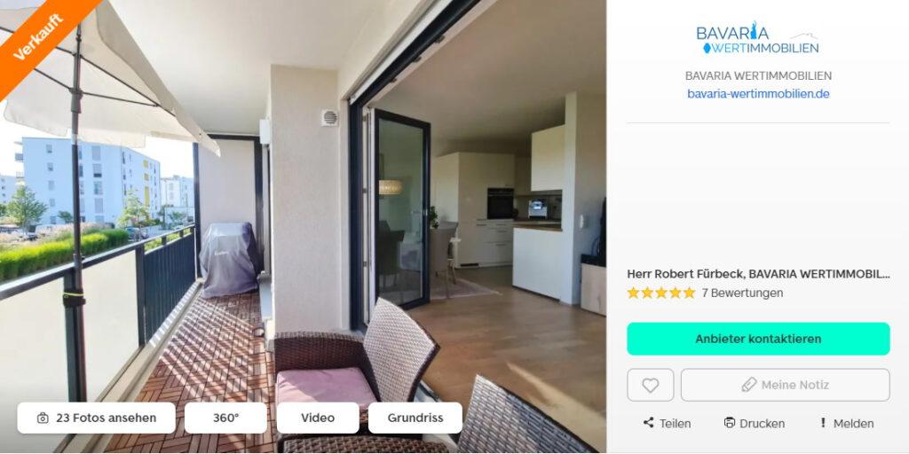 Wohnung in München-Perlach-Ramersdorf verkaufen mit Makler