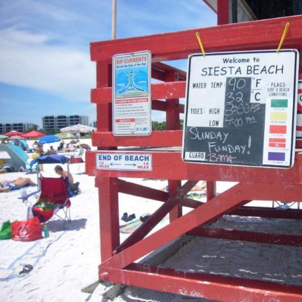 Siesta Key Beach Florida Immobilien kaufen