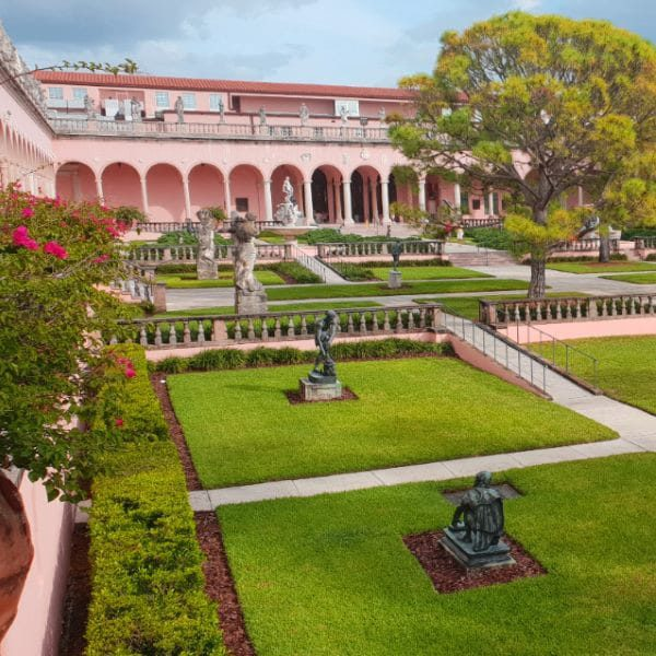 Ringling Museum Florida kaufen Traumhaus