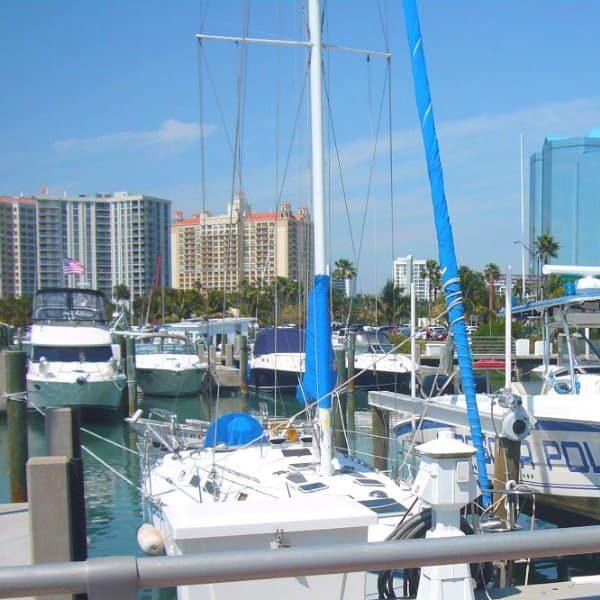 Sarasota Marina Wohnung Florida zur Vermietung