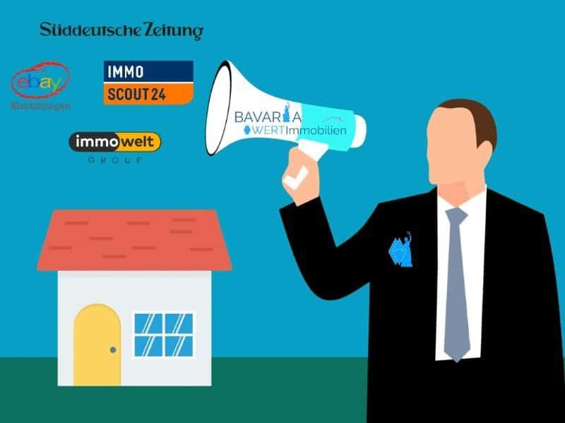 Professionelle Vermarktung und Verkauf Ihrer Wohnung oder Haus