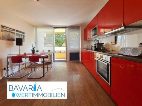 Möbliertes Apartment in Bogenhausen-Oberföhring mit Top-Rendite, 81925 München, Etagenwohnung