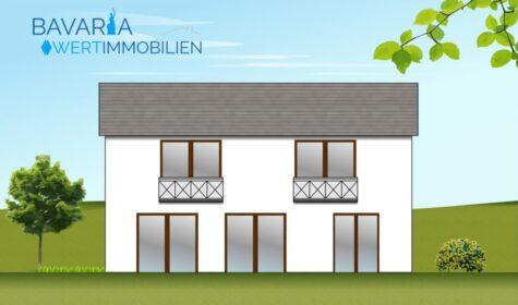 Neubau: Idyllisches Einfamilienhaus mit Südwest-Ausrichtung im Grünen (Münchner Westen – Eichenau), 82223 Eichenau, Einfamilienhaus