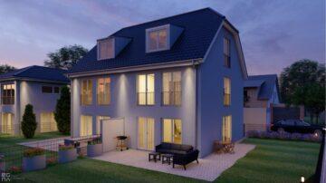 Moderne Doppelhaushälfte in Top-Lage Nähe Ortskern Feldkirchen!, 85622 Feldkirchen, Doppelhaushälfte