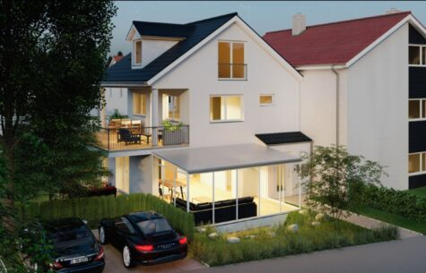***Neubau: 4-Zimmer Gartenwohnung mit gehobener Ausstattung in Top-Lage Feldkirchen!, 85622 Feldkirchen, Erdgeschosswohnung