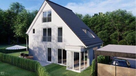 Einfamilienhaus mit gehobener Ausstattung in Riem, 81829 München, Einfamilienhaus