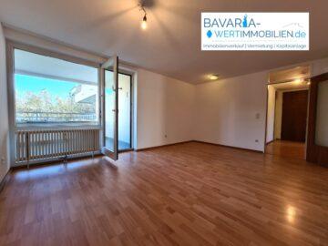 Ideale 3-Zimmerwohnung mit Südloggia, 85598 Baldham, Etagenwohnung