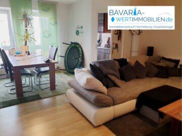 2-Zimmer-Wohnung in Günzburg als Kapitalanlage oder Selbstnutzung, 89312 Günzburg, Etagenwohnung