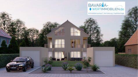 ***Neubau-Doppelhaushälfte mit gehobener Ausstattung in absoluter Top-Lage in München-Milbertshofen!, 80939 München, Doppelhaushälfte