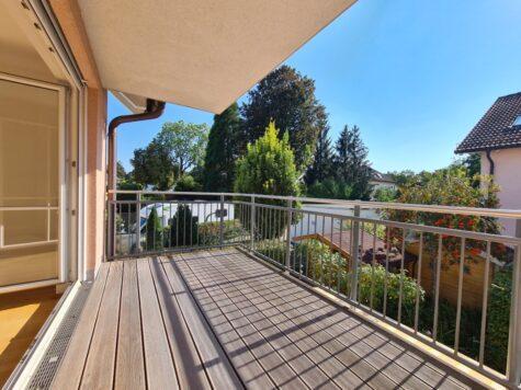 Neuwertige 3-Zimmer-Wohnung in Trudering mit Süd-Balkon, 81827 München, Etagenwohnung
