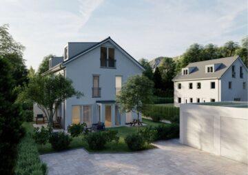 ***Neubau-Doppelhaushälfte mit gehobener Ausstattung in absoluter Top-Lage in München-Haar!, 85540 Haar, Doppelhaushälfte