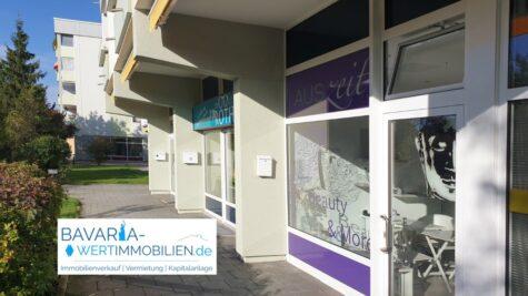 Schicker Laden / praktisches Büro mit Schaufenster in Unterhaching zu vermieten, 82008 Unterhaching, Bürofläche
