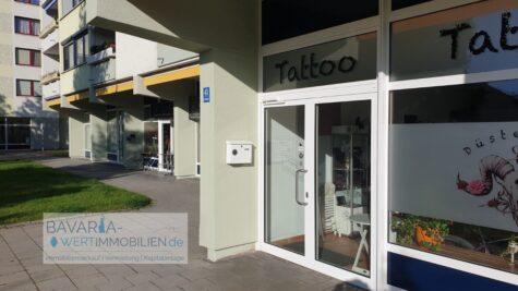 Schicker Laden / Physio / praktisches Büro mit Schaufenster in Unterhaching zu vermieten, 82008 Unterhaching, Ladenlokal